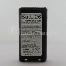 5,5 Ah Original Daitem Atral BATV15 Lithium-Batterie 14,4 V