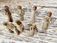 Willow Tree Angels / Figurines - Vintage 1999-2001 Lot of Six