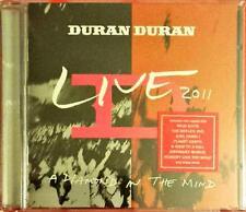 Duran Duran Live 2011 A Diamand In The Life Cd Sigillato
