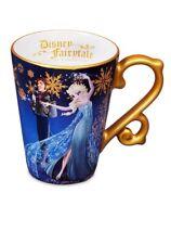 Disney Store Fairytale Designer Heroes vs Villains Elsa And Hans Mug