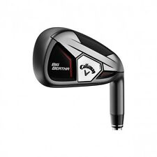 New Callaway Big Bertha Iron Set 4-PW Speed Step 80 Stiff flex Steel Irons