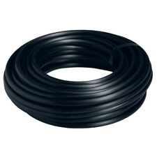 "Opaque Weather-Resistant EPDM Rubber Tube Inner Dia 3/8"" Outer Dia 1/2"" 10 ft"