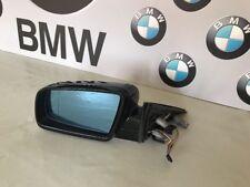 BMW 5 Series Wing  Mirror (Left) 7043437, 7038344 E60/61, Grey, 4 Pins, Original