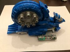 Power Ranger Dino super charge Ammonite zord with charger  - megazord arm weapon