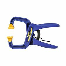 Irwin HANDI QUICK GRIP CLAMP High-Tech Resin Body USA Brand - 38mm Or 101mm