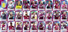 Aston Villa Football Squad Trading Cards 2017-18