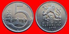 5 KORUN 2002 REPUBLICA CHECA-27363
