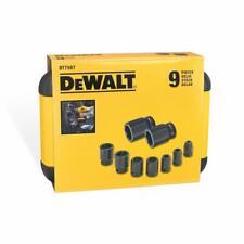 Dewalt Dt7507qz toma de impacto juego - 9 pieza