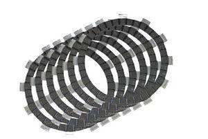 80 YAMAHA XT250 CLUTCH PLATES SET 6 FRICTION PLATES INCLUDE CD2267