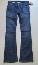 NWT William Rast Savoy Trouser Low Rise Flare Jean in Tranzanite - Size 24 x 34