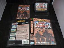 Mega Drive Super Street Fighter 2 - per Console Sega MegaDrive - MD