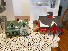 Dept.56 New England Village New England Farm Set of 2