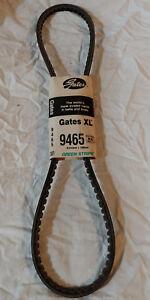 9465 Gates V Belt XL Rubber V-Belt Green Stripe 072053013788