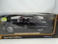 1:18 Maisto Special Edition #31681 - 1950 Ford Noir - Rare $