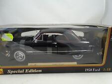 1:18 Maisto Edición Especial # 31681-1950 Ford Negro - Rareza $