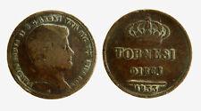 pcc2127_3) Napoli Regno delle Due Sicilie Ferdinando II - 10 Tornesi 1833 L