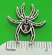 Army 7TH Div. Light black widow - hat pin ,  lapel pin , tie tac  GIFT BOXED