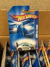 2008 Hot Wheels Honda Civic Si , All Stars Kmart Exclusive Color Silver