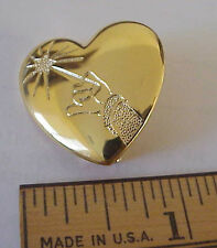Disney • Fantasia • Mickey Mouse Arm & Wand • Variety Club Heart Pin/Brooch