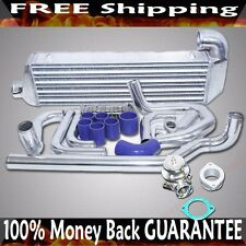 Intercooler+ Piping+Silicone+Clamp+BOV COMBO fit ACURA RSX 02-06 DC5 Only
