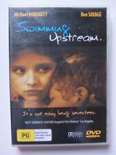 SWIMMING UPSTREAM DVD - VGC - Michael Moriarty, Ben Savage