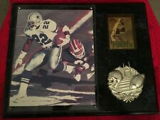 EMMITT SMITH PLAQUE