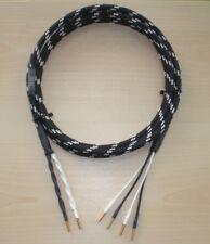 inakustik Referenz LS 1002 Lautsprecherkabel bi wiring mit Hohlbanana 2x2,5m