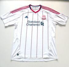 * Shirt Liverpool 2010 / 2011 Away Football Jersey