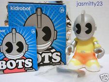 Kidrobot Bots Series Kidvandal Yellow 2/20