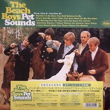 Pet Sounds [40th Anniversary Edition] [LP] by Beach Boys ~ SEALED ~ COLOR VINYL!