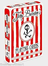 TIM BURTON 'Playing Cards', 2009 Deck of 52 Playing Cards plus 2 Jokers **NEW**