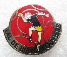 Pin's Sport Hand Ball Ville de Val de reuil et Louviers #D3
