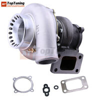 Anti Surge New Turbo GT3582 Com AR.70 AR.63 Water Cold 4 Bolts T3 flange 600HP