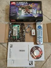 ATi TV Wonder VE Remote Control Edition TV Tuner Card