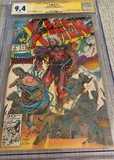 X-Men 2 11/91 Marvel Comics CGC 9.4 Signature Series Chris Claremont