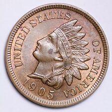 1905 Indian Head Cent Penny CHOICE BU FREE SHIPPING E142 AEE
