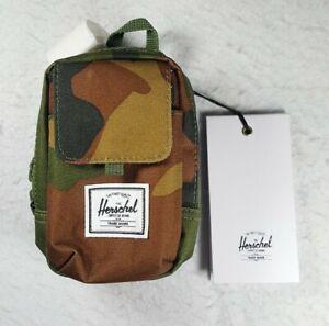 Herschel Woodland Form S Camo, Small Crossbody Bag, NWT Mini Backpack New