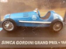 SIMCA GORDINI GRAND PRIX - 1949 - 1:43 -