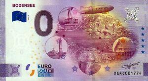 Null Euro Schein - 0 Euro Schein - Bodensee 2021-5