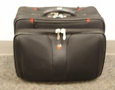 """Wenger SwissGear Rolling Business Case Suitcase Luggage Fits Up To 17"""" Laptop"""