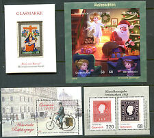 A06861 - Complete set of Austrian stamps for 2016