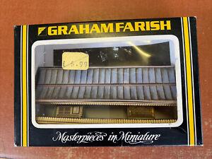 Graham Farish 9513 - 2 x Platform Canopies - NEW