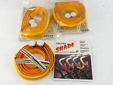 Vintage Handlebar tape Yellow Pelten Shade graduating 1980-90's Bike NOS x 3