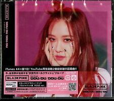 BLACKPINK-DDU-DU DDU-DU (ROSE VER. )-JAPAN CD A95