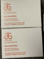 Arbonne Re9 Advanced Restorative Cream 20x  3ml Brand New
