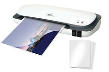 A4 A5 Laminator Laminating Machine Thermal Twin Roller 20 Free Pouches