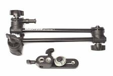Manfrotto 196B-2 143BKT 2-Section Single Articulated Arm with Camera Bracket