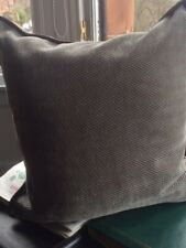 Grey cushion covers 40cm x 40cm