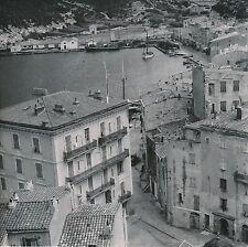 BONIFACIO c. 1940 -  Maisons  Bateaux  Le Port Corse - DIV 7927