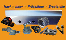 Hackmesser 205x95x10 für Tünnissen Häcksler TS100, TS120, TS150, TS160, TS170
